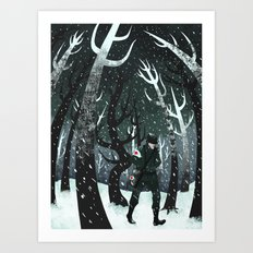 Bastogne Art Print