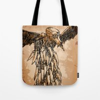 KNIFE VULTURE Tote Bag