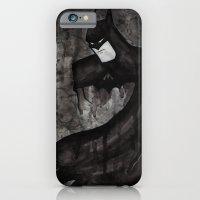 Black Bat iPhone 6 Slim Case