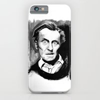 iPhone & iPod Case featuring Keep Away From the Skull of Marquis De Sade by Zombie Rust