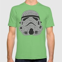 Order 66 Mens Fitted Tee Grass SMALL