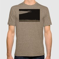 Radio Controlled Mens Fitted Tee Tri-Coffee SMALL