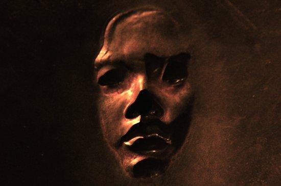 The False Face Society  Art Print