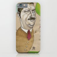 iPhone & iPod Case featuring Mr Beever by busymockingbird