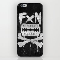 Fiction Design iPhone & iPod Skin