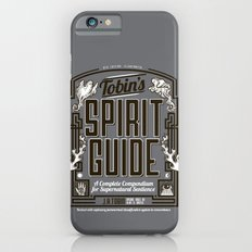 The Ghostbusters Greatest Resource: Tobin's Spirit Guide. iPhone 6s Slim Case