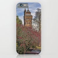 Cardiff Clock Tower. iPhone 6 Slim Case