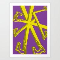 No.07 Art Print