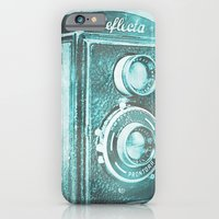 Teal Reflecta iPhone 6 Slim Case