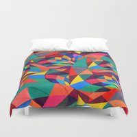 Touch Sensitive Duvet Cover