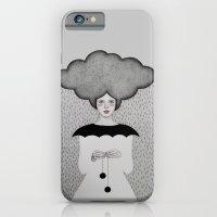 iPhone Cases featuring Amanda by Sofia Bonati