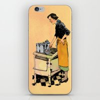 Saint Julia, Patroness of Kitchens iPhone & iPod Skin
