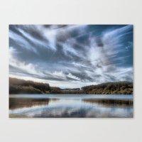 Wistlandpound Devon Canvas Print