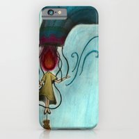 iPhone & iPod Case featuring Circa Survive by Violet Tobacco
