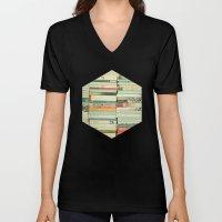 Bookworm Unisex V-Neck