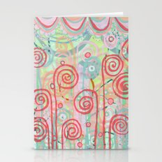 Fiddlehead Stationery Cards