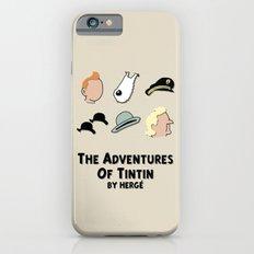 Tintin, Minimalist iPhone 6s Slim Case