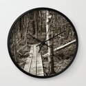 Let's Explore the World Together Wall Clock