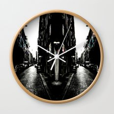 city Wall Clock