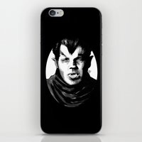 The Stalking Being, Half… iPhone & iPod Skin