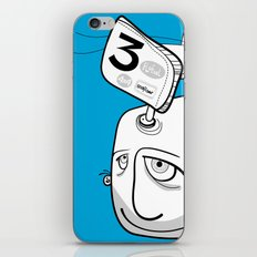 Will will iPhone & iPod Skin