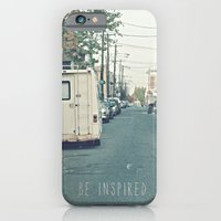 Be Inspired.  iPhone 6 Slim Case
