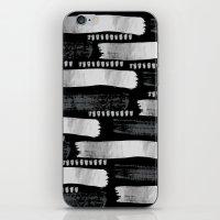 Brush Strokes #1 iPhone & iPod Skin