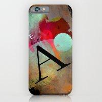 iPhone & iPod Case featuring VEA 18 by Andre Villanueva
