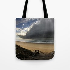 Storm Coming Tote Bag
