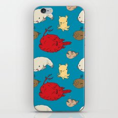 Creatures of the Deep iPhone & iPod Skin
