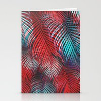 Tropical Tremolo Stationery Cards