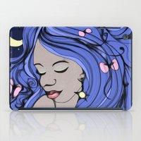 Moon Goddess iPad Case
