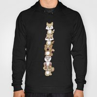 Woodland Creature Totem … Hoody