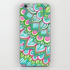 Sharpie Doodle 8 iPhone & iPod Skin