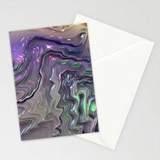 L47 Fractal Stationery Cards