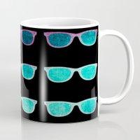 NEO GLASSES Mug