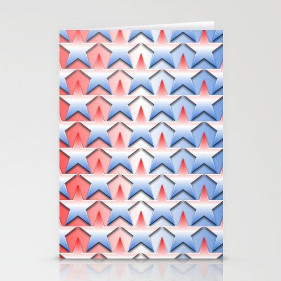 America Stationery Card