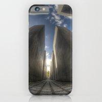 Jewish Memorial Wide iPhone 6 Slim Case