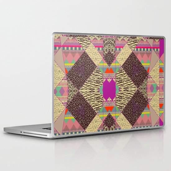 RETRO KALEIDOSKOPE   Laptop & iPad Skin