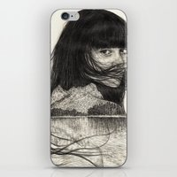 Under The Surface iPhone & iPod Skin
