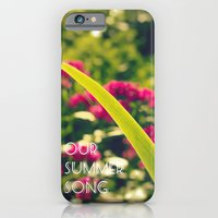 Summer Song iPhone 6 Slim Case