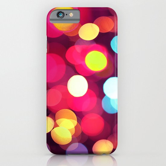 Pink Light iPhone & iPod Case