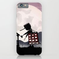 iPhone & iPod Case featuring Dalek Kid by Andy Fairhurst Art