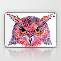 Owla Owl Laptop & iPad Skin