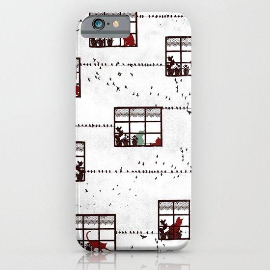 Cat Moments iPhone & iPod Case
