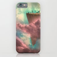 iPhone & iPod Case featuring The Fiscal Cliff by Stuart Charl