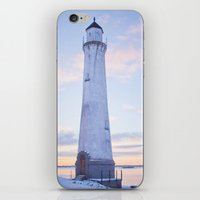 The Lighthouse. iPhone & iPod Skin