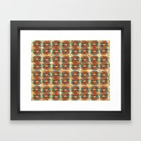 Treasures IV Framed Art Print