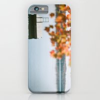 iPhone & iPod Case featuring lake side view  by erinreidphoto