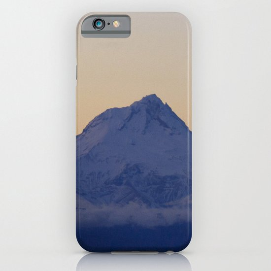 Mount Hood iPhone & iPod Case